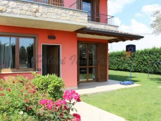 Foto - Villa a schiera via Giovanni Pascoli, Cenate Sotto