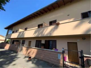 Foto - Villa a schiera 4 locali, nuova, Nibbiola