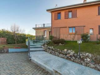 Foto - Villa bifamiliare via Fabio Filzi, Carbonate