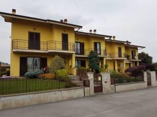Foto - Villa a schiera via Bianca Lancia, Busca