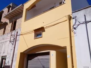 Foto - Terratetto unifamiliare via Giuseppe Mazzini, Alezio