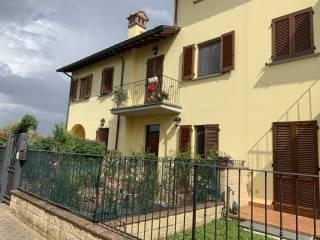 Foto - Villa a schiera Montecchio 67, Montecchio, Cortona