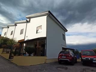 Foto - Villa a schiera via Auriroi, Castelnuovo Cilento