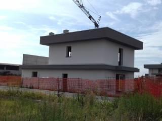 Foto - Villa unifamiliare, nuova, 144 mq, Calcinate