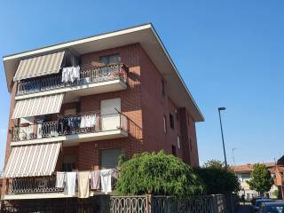 Foto - Quadrilocale via Pavese, Candiolo