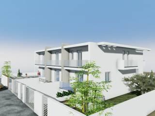 Foto - Villa bifamiliare, nuova, 212 mq, Frignano