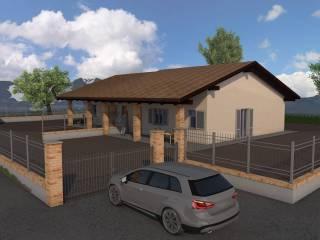 Photo - Single family villa, new, 170 sq.m., Priocca
