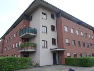 Foto - Quadrilocale via Adige 19, Pregnana Milanese