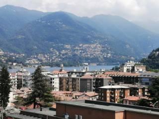Foto - Trilocale via Santa Marta, Sant'Abbondio, Como