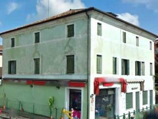 Photo - Single-family townhouse 370 sq.m., to be refurbished, Silea