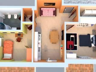 Photo - 3-room flat via Siccardi 26, Verzuolo