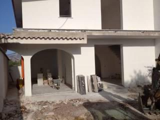 Foto - Villa bifamiliare, nuova, 120 mq, Pozzillo, Cinisi