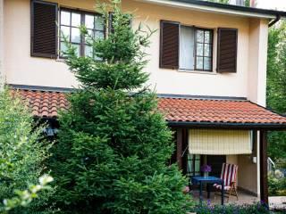Foto - Villa bifamiliare via Vincenzo Bellini 3, Monticello Brianza