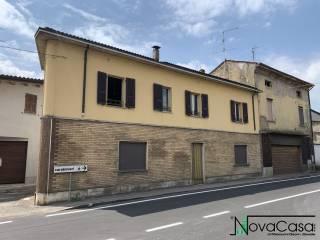 Foto - Terratetto unifamiliare via Umberto I, Castelnuovo Bocca d'Adda