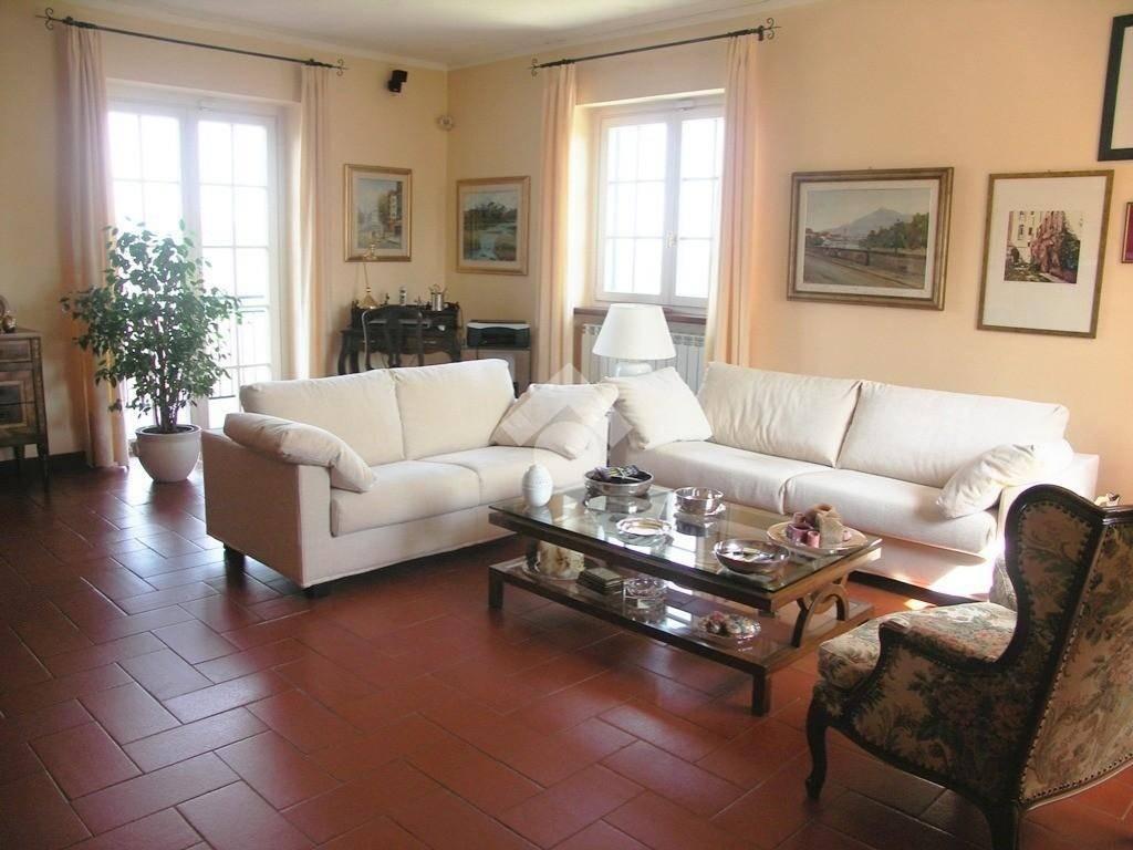 foto SALA PRIMO PIANO Single family villa regione Rossetto 8, Sciolze