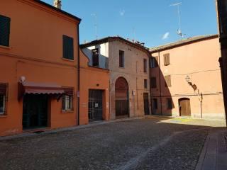 Foto - Attico via del Carbone 18, Centro Storico, Ferrara