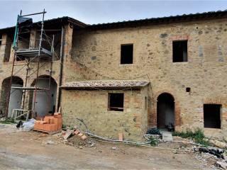 Foto - Quadrilocale zona uopini, Monteriggioni