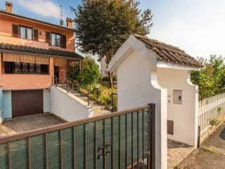 Foto - Villa a schiera via Giovanni Falcone ed alla..., Terme Di Miradolo, Miradolo Terme