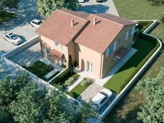 Foto - Villa bifamiliare via Michelangelo Buonarroti 1, Bientina