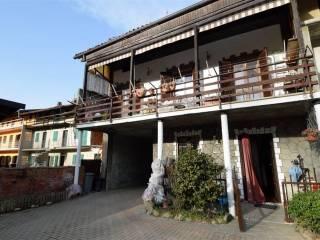 Foto - Villa a schiera via Pobbia, Azeglio