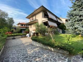 Foto - Villa a schiera via Giovanni Battista..., Settala