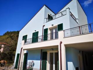 Foto - Villa a schiera via Coreallo, Spotorno