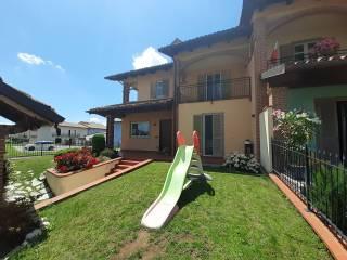 Foto - Villa a schiera via delle Vigne, Cherasco