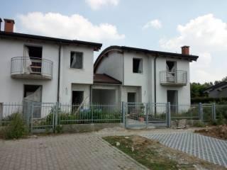 Foto - Villa a schiera via Carlo Levi, Roncoferraro