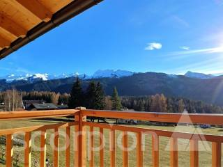 Foto - Villa a schiera via di Val, Predazzo