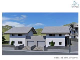 Foto - Villa bifamiliare via Giuseppe Gozzer 9, Borgo Valsugana