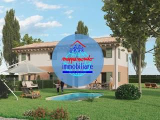 Foto - Villa bifamiliare, nuova, 180 mq, Castello d'Argile