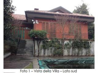 Foto - Villa all'asta via Rotta 22, Travacò Siccomario