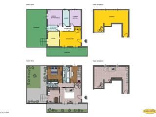 Photo - 3-room flat via Claudio Treves 18, Vimodrone
