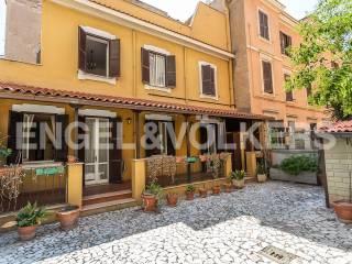 Foto - Villa unifamiliare via Giuseppe Giulietti, Ostiense, Roma