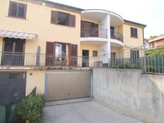 Foto - Villa a schiera via Sandro Pertini, Romanò Brianza-villa Romanò, Inverigo