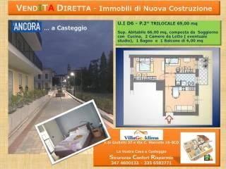 Foto - Trilocale via Console Marcello 19, Casteggio