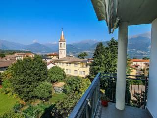 Foto - Trilocale via San Abbondio, Colico