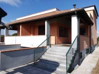Foto - Villa bifamiliare, nuova, 206 mq, Casei Gerola
