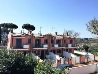 Foto - Villa a schiera via Santa Maria in Fronte 32, Zagarolo