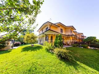 Foto - Villa a schiera via Camillo Benso di Cavour, Vaiano Cremasco