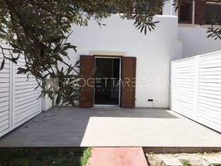 Foto - Villa a schiera via Calarossa, Terrasini