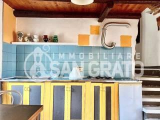 Foto - Terratetto unifamiliare via Giovanni Cossavella, Bollengo