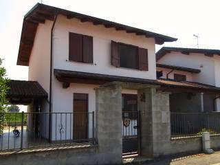 Foto - Villa a schiera via Roma 35, Gropello Cairoli
