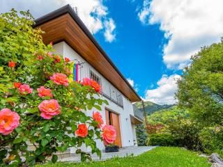 Foto - Villa unifamiliare via Vittoria, Nembro