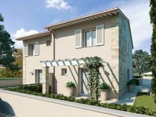 Foto - Villa bifamiliare via Camillo Benso di Cavour 41, Calcinaia
