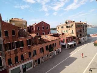Foto - Apartamento T4 via Giuseppe Garibaldi, Arsenale - Giardini della Biennale, Venezia