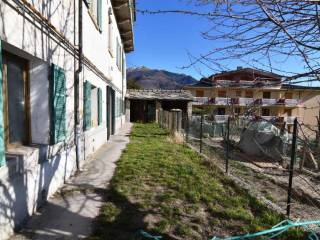 Foto - Trilocale via Balziglia, Pomaretto