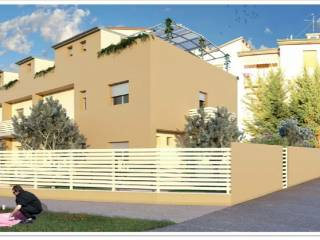 Foto - Villa a schiera, nuova, San Giovanni Valdarno