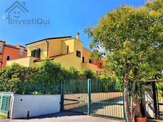 Foto - Villa a schiera via Guido Gozzano 16, Loano