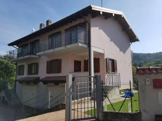 Foto - Villa a schiera via Libertà, Masciago Primo